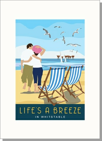 Life's a Breeze in Whitstable