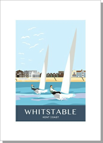 Whitstable, Sailing Out