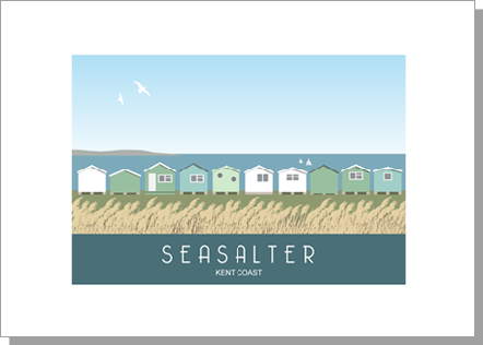 Seasalter Beach Huts